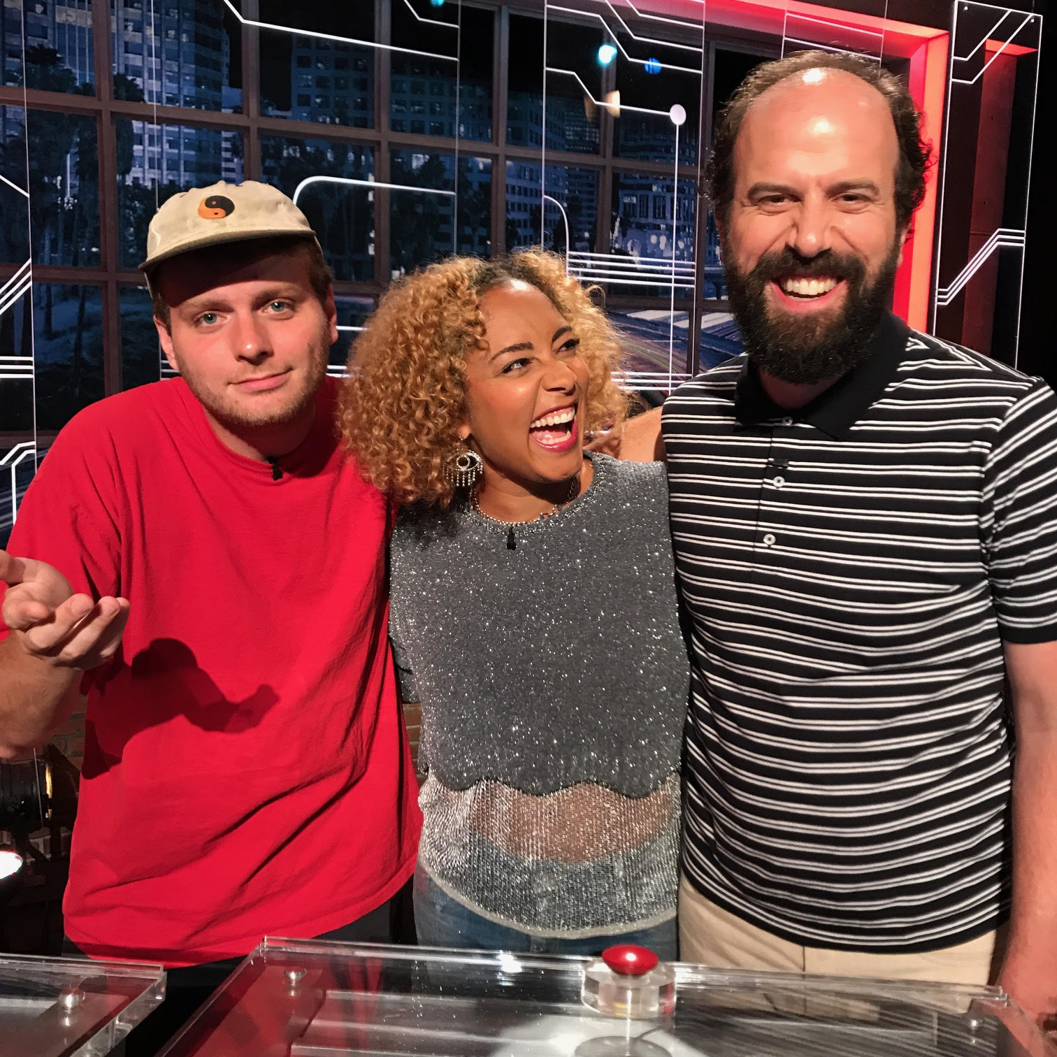 Mac on @midnight!